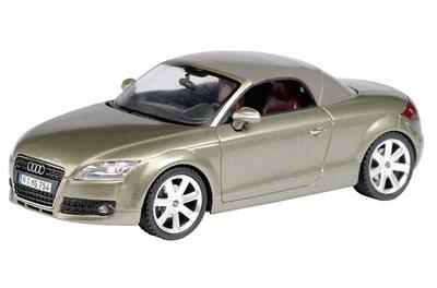 Audi TT Roadster c/ techo cerrado (2007) Schuco 1/43