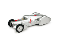 "Auto Union ""Recordwagen"" #4 carenado (1937) Brumm 1/43"