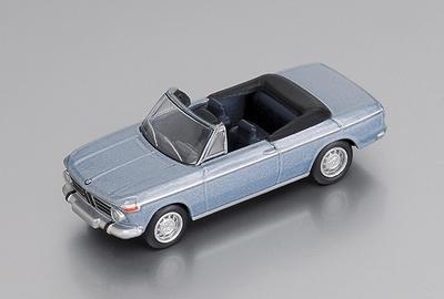 BMW 2002 Cabriolet (1973) Bub 1/87