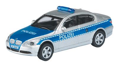 BMW 525i Polizei -E60- (2004) Schuco 1/87