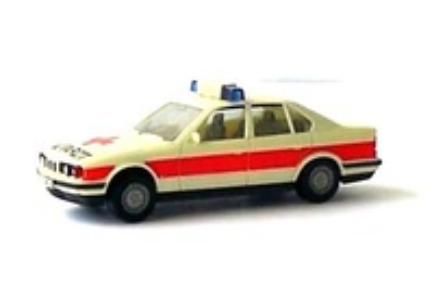 "BMW 535i ""Notarzt"" -E28- (1982) Herpa 1/87"