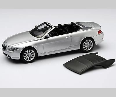 BMW 645 CI Cabrio -E64- (2004) Kyosho 03512S 1/43