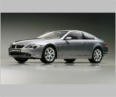 BMW 645CI Coupe -E63- (2003) Kyosho 08701S 1/18