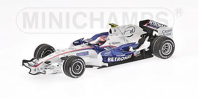 "BMW Sauber F1.08 ""1º GP. Canadá"" nº 4 Robert Kubica (2008) Minichamps 1/43"
