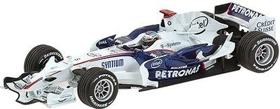 BMW Sauber F1.08 nº 3 Nick Eidfeld (2008) Minichamps 1/43