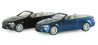 BMW Serie 3 -E93- M3 Cabriolet Herpa 1/87