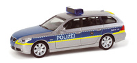 "BMW Serie 5 Touring ""Darmstadt police department"" -E61- (2009) Herpa 1/87"