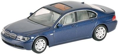 BMW Serie 7 -E65- (2001) Minichamps 1/43