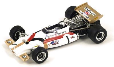 "BRM P153 ""1º GP. Bélgica""  nº 1 Pedro Rodriguez (1970) Spark 1/43"