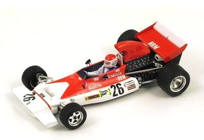 "BRM P153 ""GP Mónaco"" nº 26 Helmut Marko (1972) Spark 1/43"