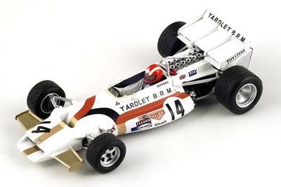 "BRM P160 ""GP. Austria"" nº 14 Jo Siffert (1971) Spark 1/43"