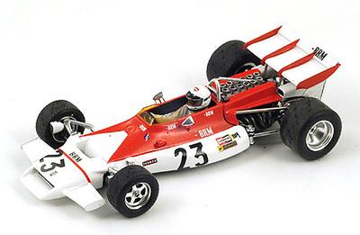 "BRM P160B ""GP. Francia"" nº 23 Howden Ganley (1972) Spark 1:43"