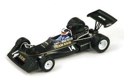 """BRM P160E """"GP. Argentina"""" Jean Pierre Beltoise (1974) Spark 1:43"""