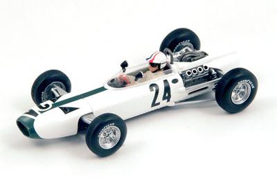 "BRM P261 ""GP. Bélgica"" nº 24 Bob Bondurant (1966) Spark 1/43"