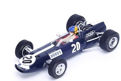 "BRM P261 ""GP. Gran Bretaña"" nº 20 David Hobbs (1976) Spark 1:43"