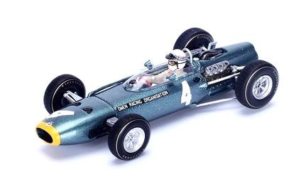 "BRM P261 ""GP. Mónaco"" nº 4 Jackie Stewart (1967) Spark 1:43"