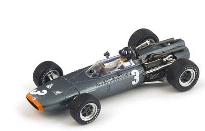 """BRM P83 """"GP. USA"""" nº 3 Graham Hill (1966) Spark 1:43"""