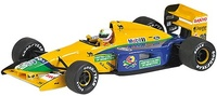 "Benetton B191B ""Debut Temporada"" nº 20 Martin Brundle (1992) Minichamps 1/43"