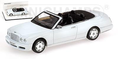 "Bentley Azure ""White Edition"" (2007) Minichamps 1/43"