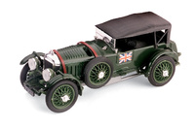 Bentley speed six Le Mans (1930) Brumm 1/43