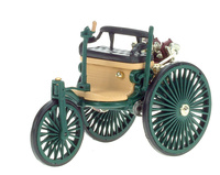 Benz Patent Motorwagen (1886) White Box 1/43