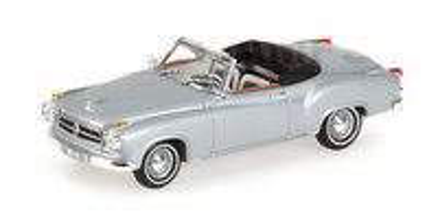 Borgward Isabella Cabrio (1959) Minichamps 1/43