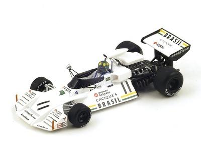 "Brabham BT42 ""GP. Mónaco"" nº 11 Wilson Fittipaldi (1973) Spark 1:43"