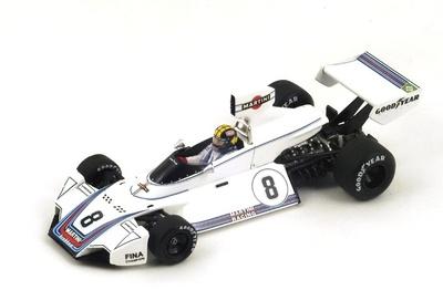 "Brabham BT44B ""GP. Brasil"" nº 8 Carlos Pace (1975) Spark 1:43"