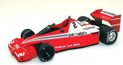 """Brabham BT46 """"3º GP. Sudáfrica"""" nº 2 John Watson (1978) True Scale 1:43"""