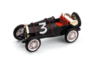 """Bugatti Brescia """"GP. Francia"""" nº 3 (1921) Brumm 1/43"""