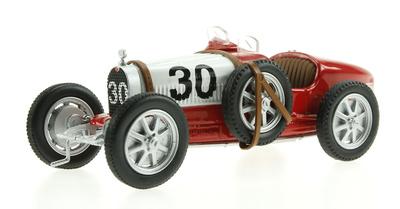 """Bugatti Tipo 35 nº 30 """"Equipo Suizo"""" (1920-30) Eligor 1/43"""