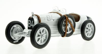 """Bugatti Tipo 35 nº 84 """"Equipo Americano"""" (1920-30) Eligor 1/43"""