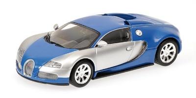 """Bugatti Veyron """"Edición Centenario"""" (2009) Minichamps 1/43"""