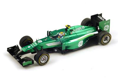 """Caterham CT05 """"GP. Australia) nº 9 Marcus Ericsson (2014) Spark S3077 1:43"""