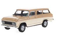 Chevrolet Veraneio (1965) White Box 1:43