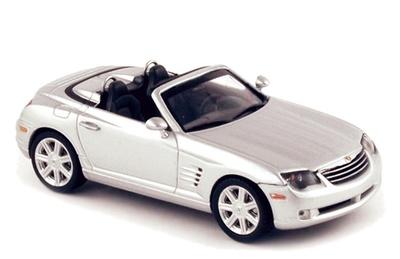 Chrysler Crossfire Cabrio (2004) Norev 1/43