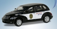 "Chrysler PT Cruiser ""School Resource Office Car"" Ricko 9838961 1/87"