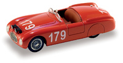 Cisitalia 202 Spyder Mille Miglia nº 179 Nuvolari - Carena (1947) Starline 518222 1/43