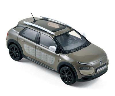 Citroën C4 Cactus (2014) Norev 1:43