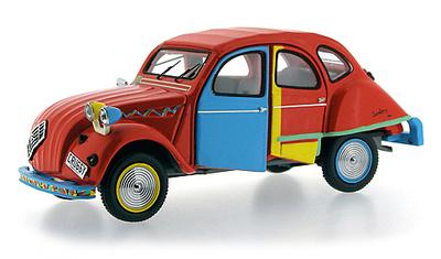 """Citroen 2CV """"Picasso"""" (2007) Premium X 1/43"""