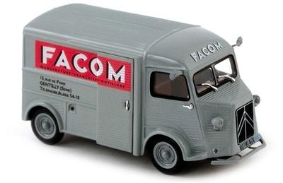 "Citroen HY ""Facom"" (1959) Norev 1/43"
