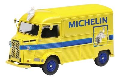Citroen HY furgoneta Michelin Schuco 1/43