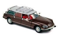 Citroen ID 19 Break (1968) Norev 1:43