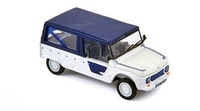 "Citroen Mehari ""Azur"" (1983) Norev 1:87"