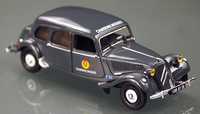 Citroen Traction 11 Comercial (1954) Norev 1/43