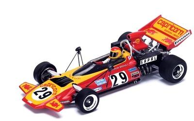 """Connev PC1 """"GP. Austria"""" nº 29 Francois Migault (1972) Spark 1:43"""