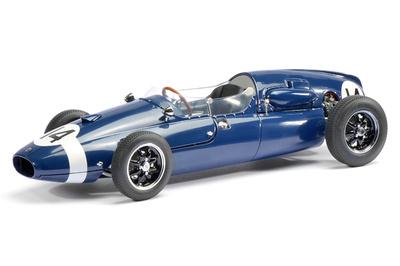 """Cooper T51 """"1º GP. Italia"""" nº 14 Stirling Moss (1959) Schuco 1:18"""