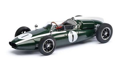 "Cooper T51 ""GP. Gran Bretaña"" nº 1 Jack Brabham (1960) Schuco 1:18"
