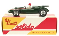 "Cooper T51 ""GP. Portugal"" nº 5 Maurice Trintignant (1959) Solido 1/43"