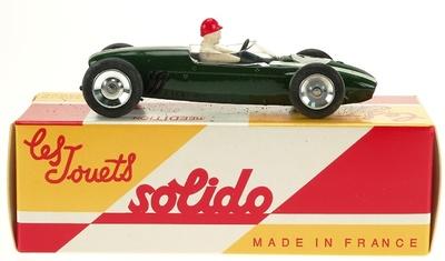 "Cooper T58 ""GP. USA"" nº 1 Jack Brabham (1961) Solido 1/43"